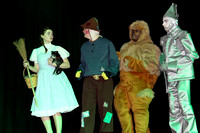 Wizzard of Oz Dress Rehearsal