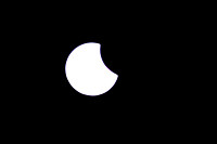 KERHAW COUNTY SOLAR ECLIPSE